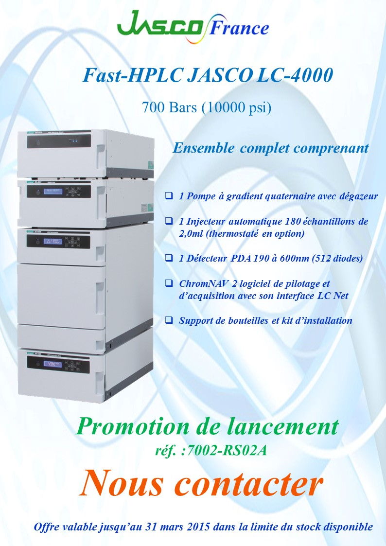 promotion Fast R-HPLC