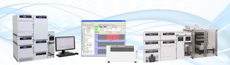 SFC / SFE chromatographie analytique