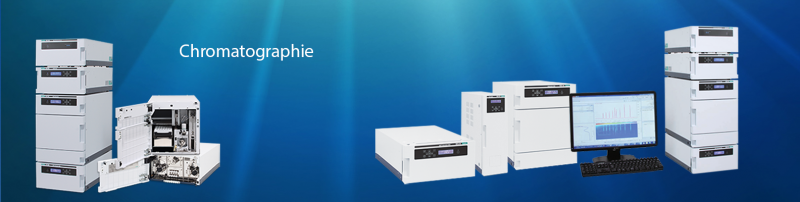 appareil laboratoire chromatographie
