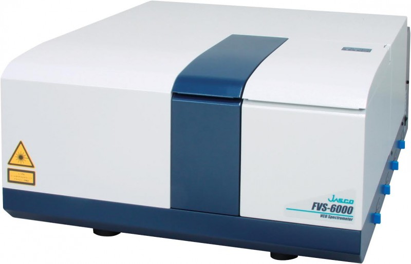 dichroisme circulaire vibrationnel FVS6000