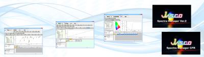 logiciels spectroscopie