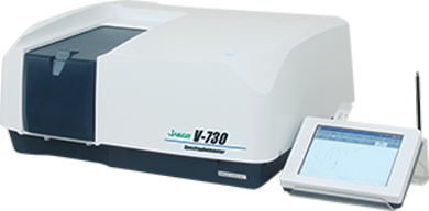 spectrometre uv visible nir v-730irm bio
