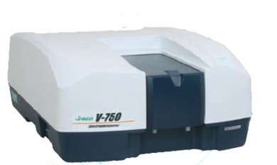 spectrometre uv visible nir v-750