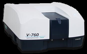 spectrometre uv visible nir v-760