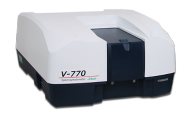 spectrometre uv visible nir v-770