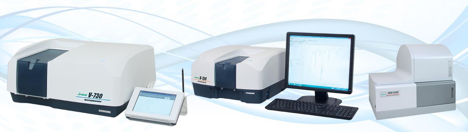 Spectrophotomètres UV-Visible-NIR