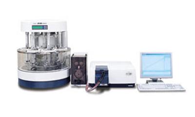 systemes de dissolution dt 810 (spectroscopie)