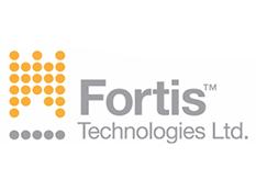 logo fortis technologies
