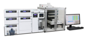 Chromatographie supercritique semi preparative