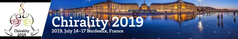 JASCO sera présent lors de Chirality 2019