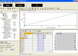 Passeur d'échantillons automatique pour spectro UV-Visible