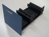 Portoir cuve cylindrique pour UV-visible