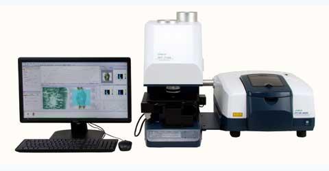 microscope IR automatisé