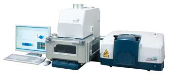 Microspcope IR sous vide
