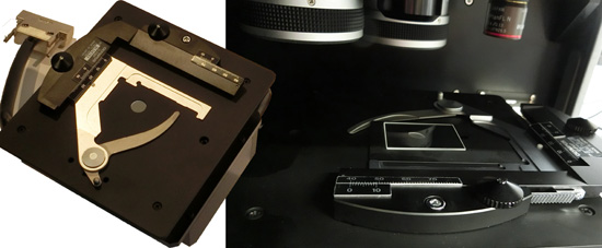 Sphere d'intégration microscope UV/Vis/NIR