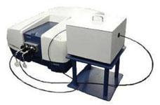 accessoire fibre optique refroidi azote liquide pour spectrophotomètre