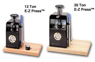presse hydraulique haute precision 2T