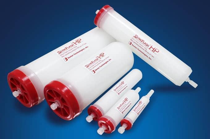Colonne-flash-chromatographie-HP-series