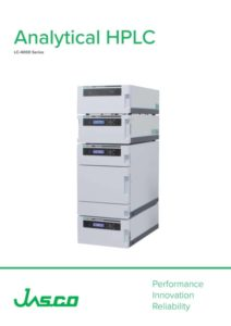 Brochure HPLC Analytique JASCO