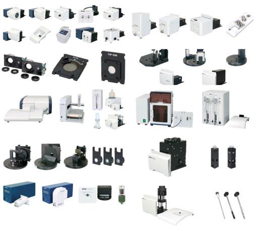 accessoires de fluorescence