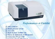 offre spéciale lancement spectrophotometre v-730 uv visible double